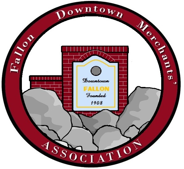 Fallon Downtown Merchants Association Logo