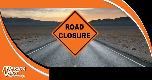NDOT 95 road closure